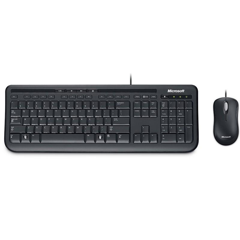 clavier et souris microsoft 400 avec fil francais vrac oem micro data br en ligne. Black Bedroom Furniture Sets. Home Design Ideas