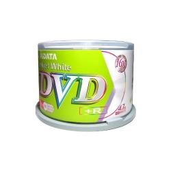 DVD+R Ridata Imprimable pqt de 50