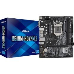 ASRock Motherboard H510M-HDV/M.2