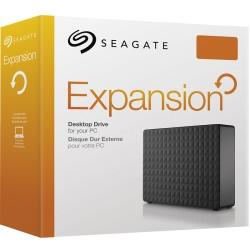 "External Hard Drive USB 3.5"" Seagate Expansion 4TB"