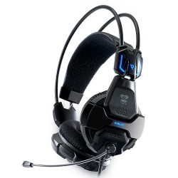 Ecouteur et microphone E-Blue Cobra EHS902