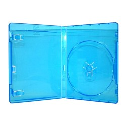 Pochette Bluray Bleu