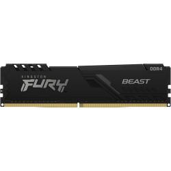 Memory Kingston FURY BEAST 8GB DDR4 2666