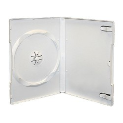White DVD Case (Wii)