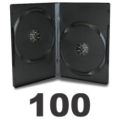 Pochette DVD 2, Pqt de 100