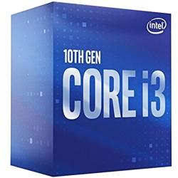 Intel® Core™ i3-10100F Processor 6M Cache, up to 4.30 GHz