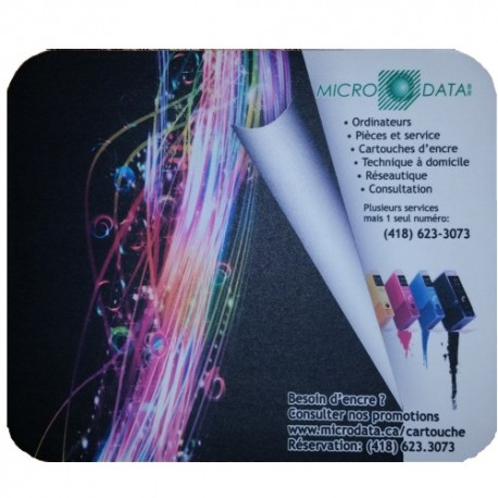 Tapis de souris Micro Data
