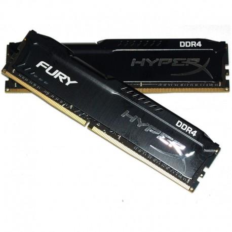 Kingston Memory DDR4 8 GB 2400 (2x4 GB)