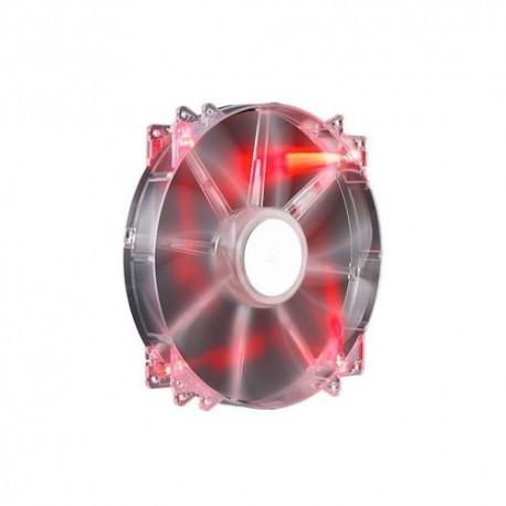 Ventilateur Cooler Master 200MM Avec Led Rouge