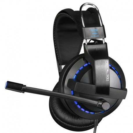 Ecouteur et microphone E-Blue Cobra-X EHS951