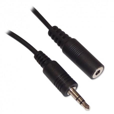 Cable 1/8 Stéréo Male/Femelle 6 PIEDS