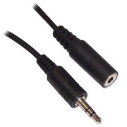 Cable Rallonge 1/8 Stéréo Male Femelle 10 PIEDS