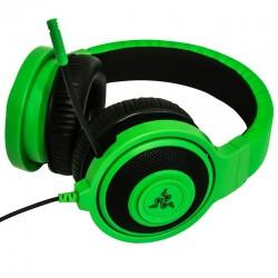 Ecouteur et microphone Razer Kraken Pro Vert