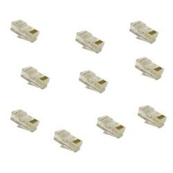 Connecteur RJ45 50 pins Pqt de 10