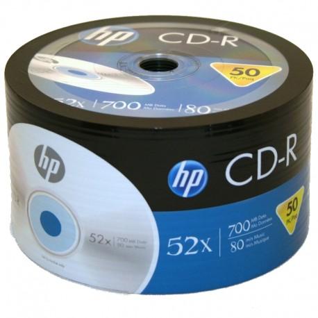 CD-R HP pqt de 50