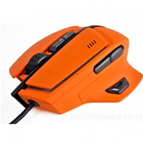 Souris Cougar 600M Orange