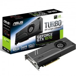 Asus Video Card GTX1070 TURBO 8 GB