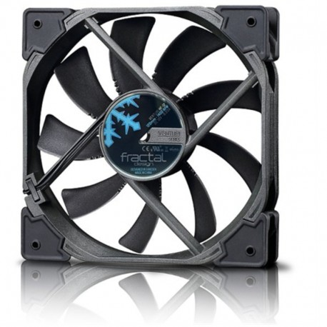 Ventilateur 120MM Thermaltake PURE 12 LED Rouge