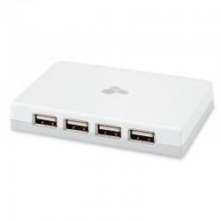 Concentrateur USB 3.0 Alimenté 4 ports Kanex