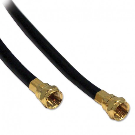 Cable RG6 Coaxale 6'