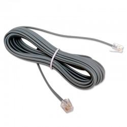 Cable Téléphone RJ11 14'