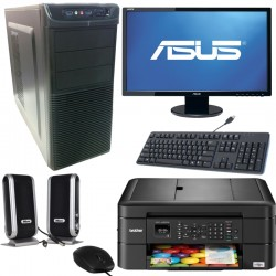 Ordinateur Kit ASUS i3-4170