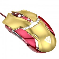 IRON MAN 3 Optical Gaming Mouse