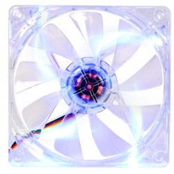 Ventilateur120MM Thermaltake PURE 12 LED Rouge