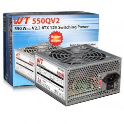 Bloc d'alimentation WT 550 watts 550QV2