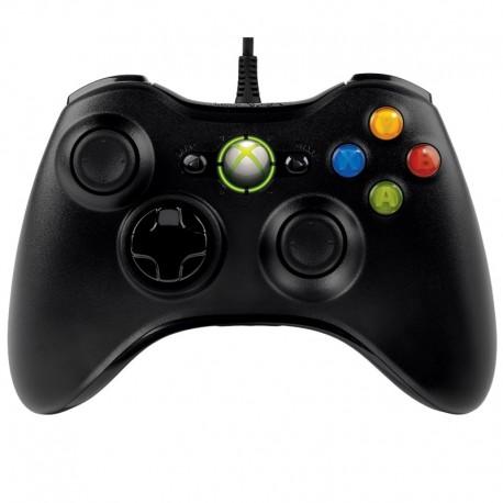 Manette de Jeu Microsoft Sans Fil Xbox 360 et Windows 10
