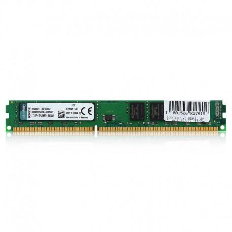 Mémoire Kingston DDR3 8 GB 1600 (1x8 GB)